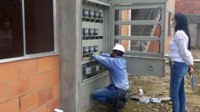 Photo of 66 equipos de medición entrego ENERCA en Maní