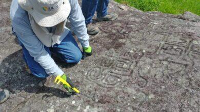 Photo of Hallan petroglifos prehistóricos en Sabanalarga