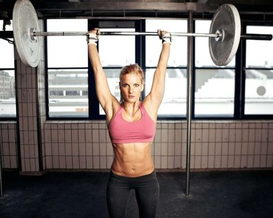 List of compound exercises: Overhead Press