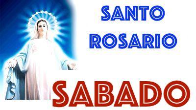 santo rosario sabado