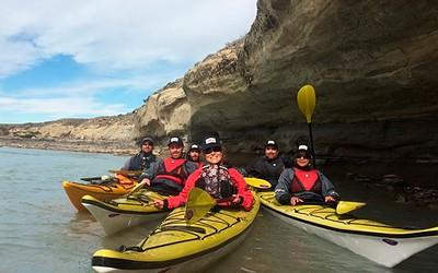 Experiencia Kayak