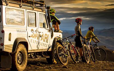 Safari Bike Experience