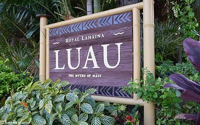 Myths of Maui Luau