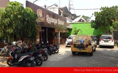 Jajanan Bakso yang Enak dan Halal di Ciracas Jakarta Timur