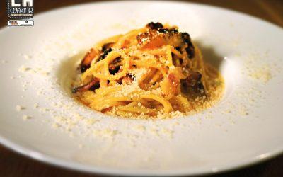 Spaghetti Carbonara – Mug Restaurante