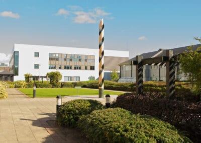 Turnkey Chiller Installation – St. James's Hospital