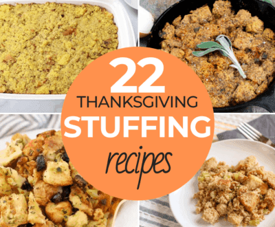 Easy Thanksgiving Stuffing Recipes