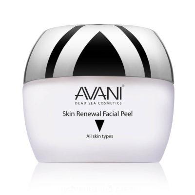 Skin renewal facial peel
