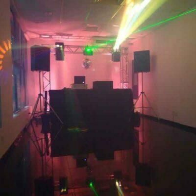 Dj, som e Iluminação para festas 5 7508813565 KIT 3 dj som e iluminação 3