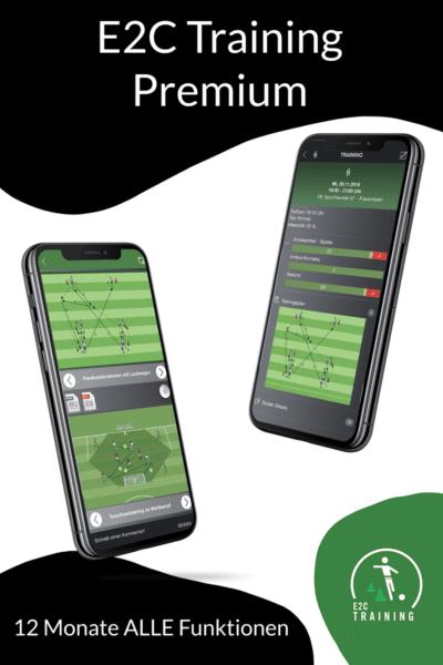 easy2coach Training - Premium - Die Fußballtrainer App