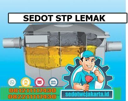 Sedot STP Lemak Jakarta