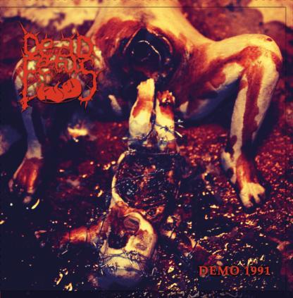 DEAD FETUS 1991 demo CD