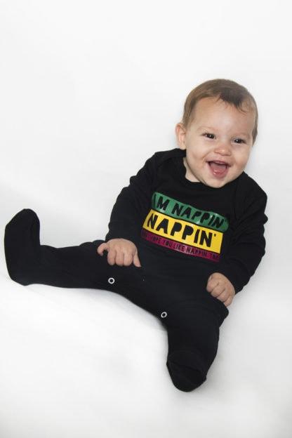 Rasta Reggae Baby Clothes