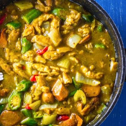 Vegan Gumbo Recipe