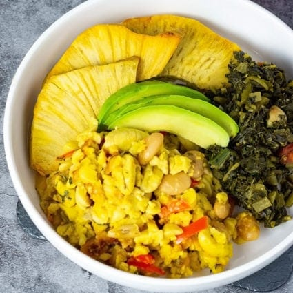 Ackee And Butter Beans