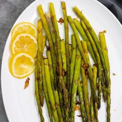 Easy Roasted Asparagus