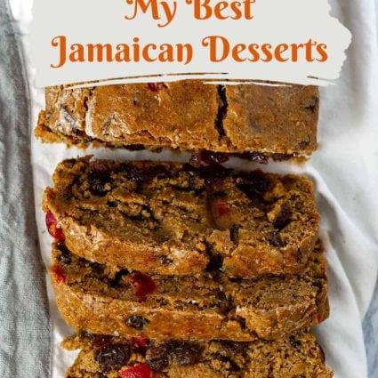 My Best Jamaican Desserts
