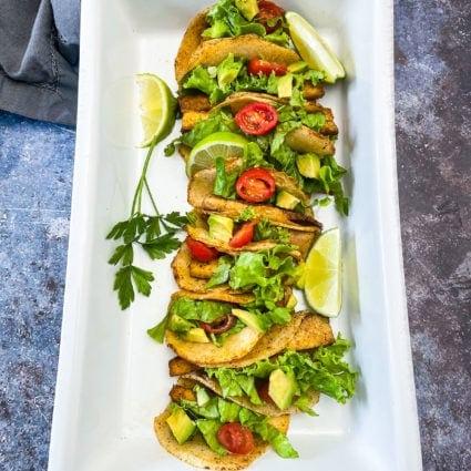 Jicama Tortillas