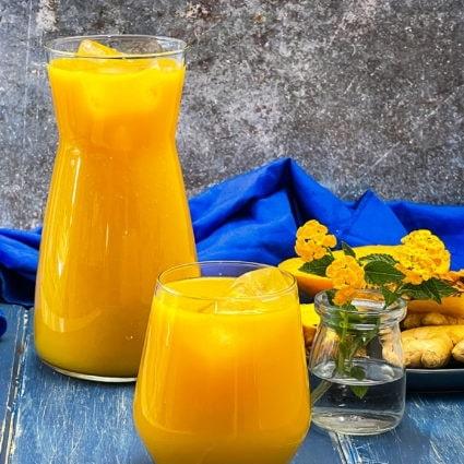 Pineapple Mango Juice
