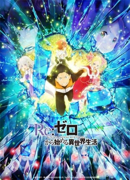 Re:Zero kara Hajimeru Isekai Seikatsu 2nd Season Part 2 รีเซทชีวิต ฝ่าวิกฤตต่างโลก ภาค 2