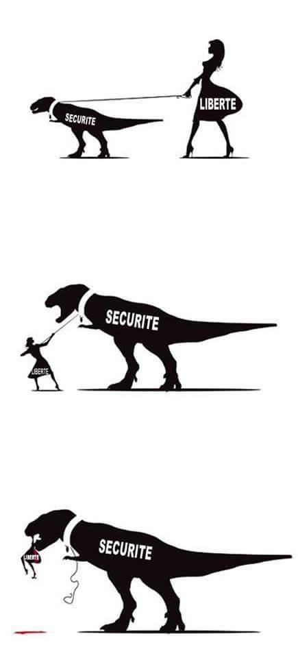 liberté et ou securité
