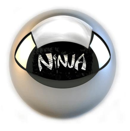 Ninja Replacement Pinball Ball