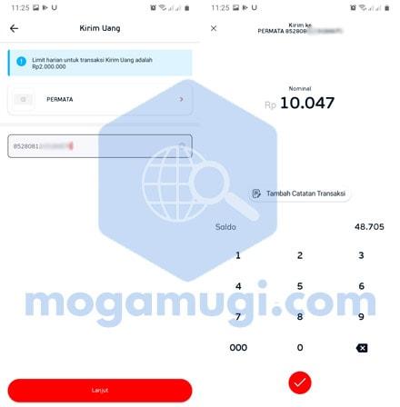 Kode Top Up DANA via LinkAja Lewat Bank Permata