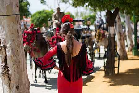 Feria del Caballo – Jerez de la Frontera, Spain