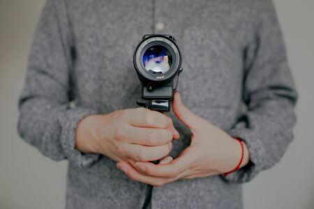 man-holding-a-video-camera
