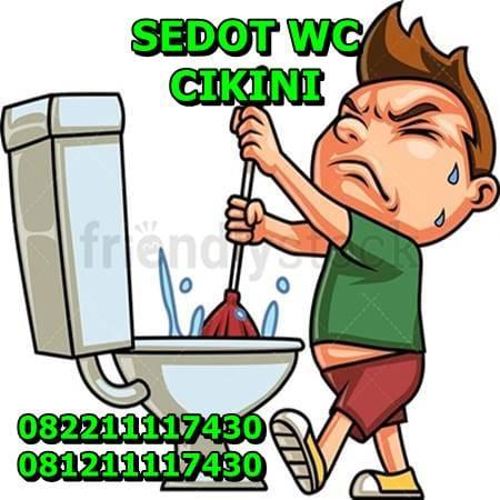 SEDOT-WC-CIKINI