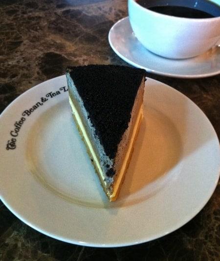 Cheesecake with Three Layers
