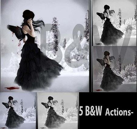 ameliethe actions