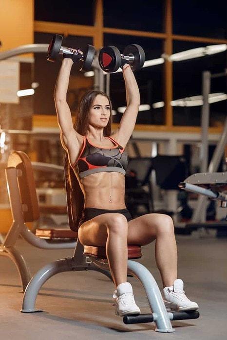 Vertical Push Exercises