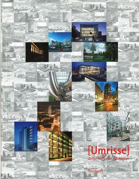 [umrisse] Zeitschrift für Baukultur