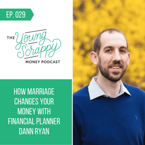 Young Scrappy Money Podcast - Photo of Dann Ryan