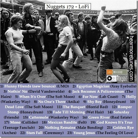 Nuggets 172 - LoFi cover