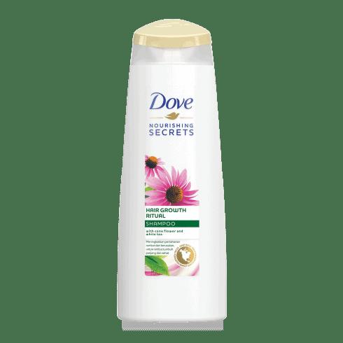 Dove Hair Growth Ritual, produk perawatan rambut dari Dove yang terinspirasi dari ritual perawatan rambut wanita Amerika Utara.