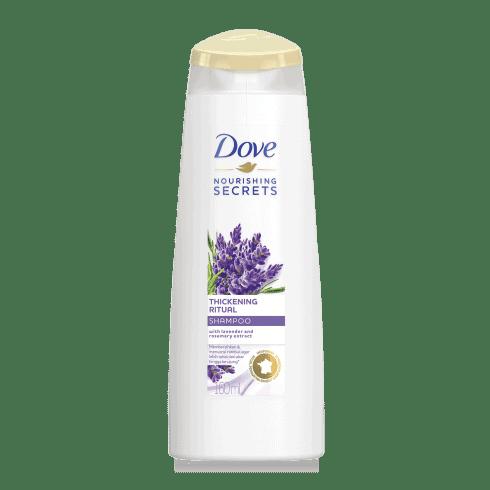Dove Thickening Ritual, produk perawatan rambut dari Dove yang terinspirasi dari ritual perawatan rambut wanita Perancis.