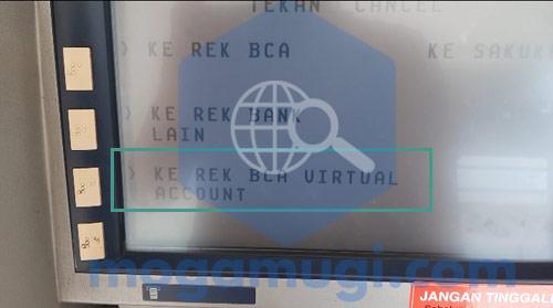 Kode BCA ke LinkAja