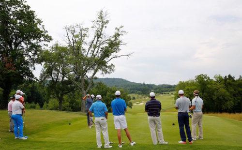 golfers taking advantage of our rewards program
