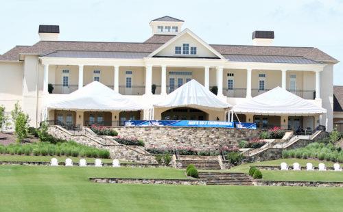 NCAA Men's Golf Regional at The Grove