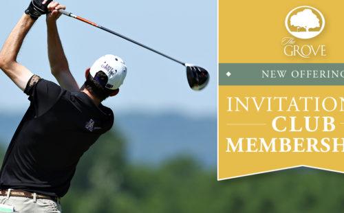 Invitational Club Memberships