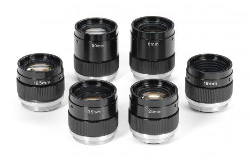 Variety of Lens Sizes