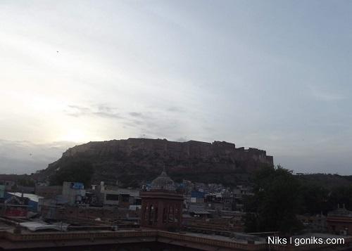 tourist places in jodhpur