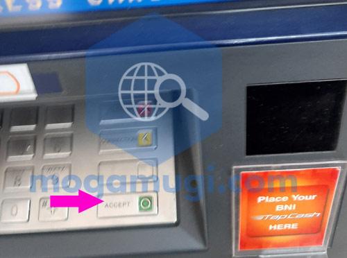 Tarik Tunai LinkAja di ATM Bank BNI