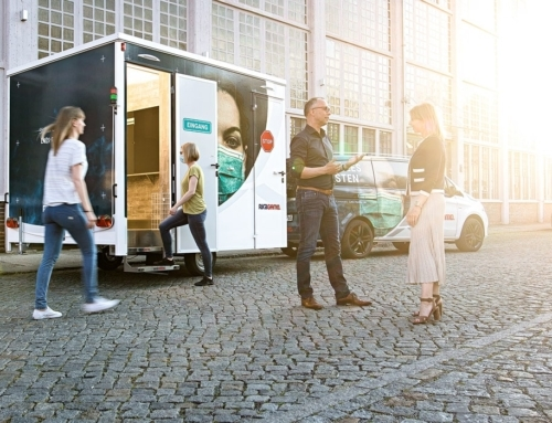Imagebilder für Corona-Mobile in Dresden