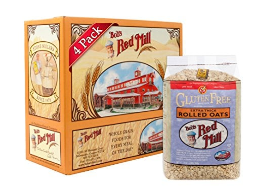 Red Mill Rolled Oats