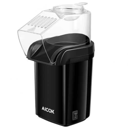 Aicok Popcorn Maker Review