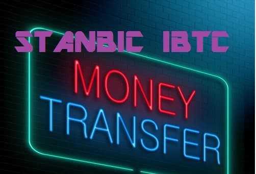Stanbic IBTC transfer code