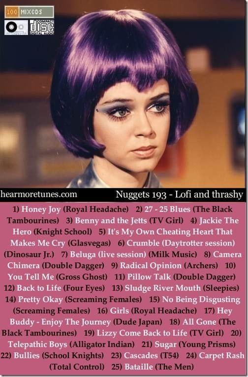 Nuggets 193 - lofi and thrashy web